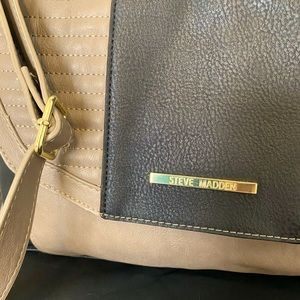 Steve Madden Bag Purse LOTS of compartments!